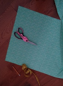 cuttingfabric